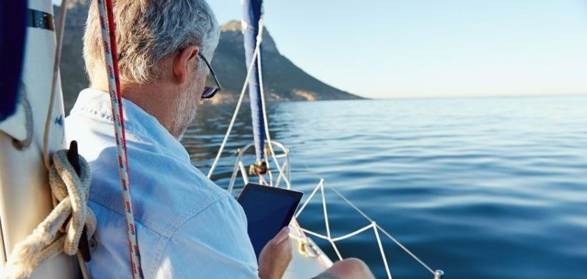 How to start yachting and get a passive income?