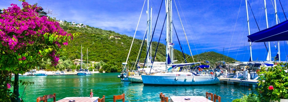 Itinerary - Island Hopping From Lefkada