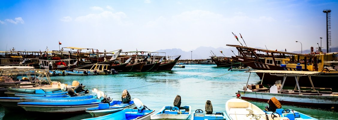 Attractions and sights of Oman