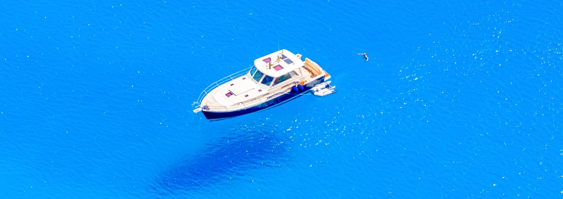 One week on a yacht in Greece: where to go, what to see