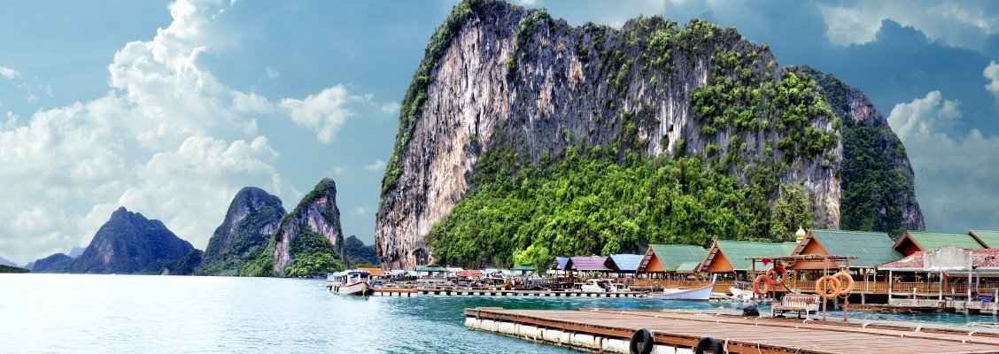Best beaches in Thailand (Part I)