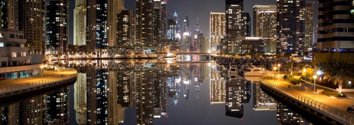 False Creek, Dubai