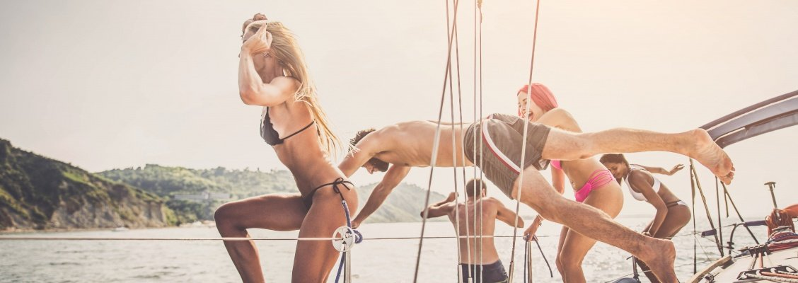 How to throw a yacht party in Dubai – Part II